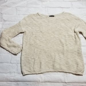 LAST CHANCE Chunky sweater Brandy Melville xs tan